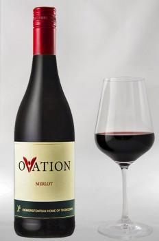 Thokozani Ovation Merlot 2015